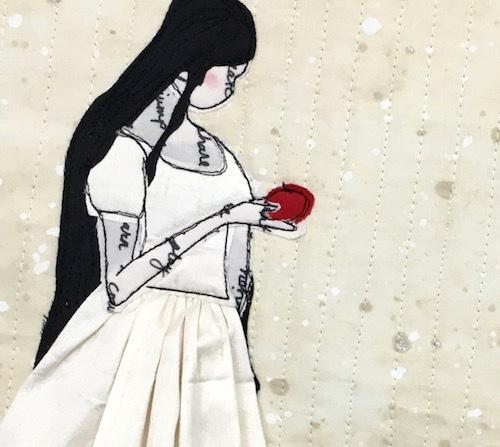 Snow White detail 1