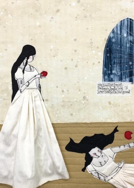 Snow White detail 2