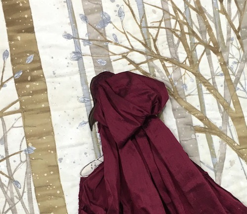 Red Riding Hood detail 1
