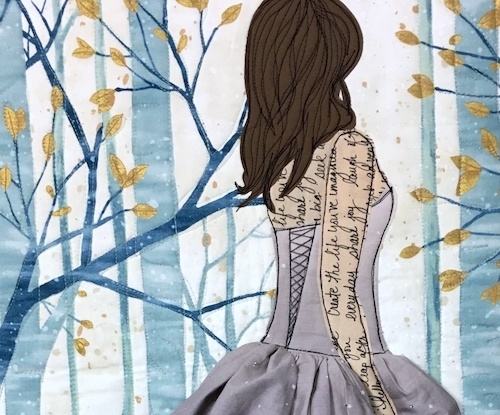 True Bride detail 2